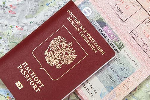 Виза в Шенген и паспорт РФ